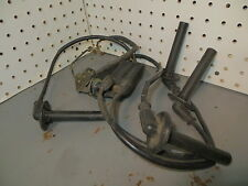 1992-1995 Honda ST1100 ignition coils and wires