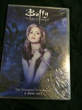 Buffy The Vampire Slayer DVD Complete First Seasons 3-Disc Set Sealed