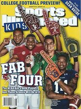 SPORTS ILLUSTRATED SI FOR KIDS FAB FOUR Green Cooper Mariota Marshall No Label
