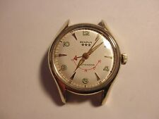 #33: Vintage Mens Benrus Model DO132 Autowind with Power Indicator