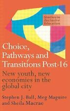 Choice, Pathways and Transitions Post-16: New Youth, New Economies in the Global