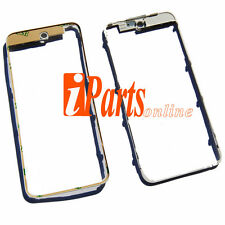 White LCD Frame Bezel with Adhesive Sticker for iPod Touch 5th Gen 32GB 64GB