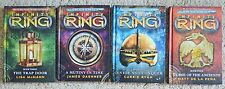 4 Infinity Ring Books 1 2 3 4 Curse of the Ancients Divide and Conquer Hardcover