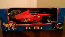 Hot Wheels Ferrari F1-2000 Michael Schumacher #3 1:24 Scale New In Original Box