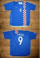 "La croatie football shirt ""prso 9"" xl 2006 hrvatska soccer jersey euro 16 maglia"