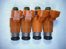 Set of Four ( 4 ) Flow Matched Fuel Injectors # CDH210 or #  INP771 Refurbished
