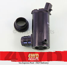 Wiper Washer Pump (Front) - Pajero NM 3.5P 3.2TD (00-02)