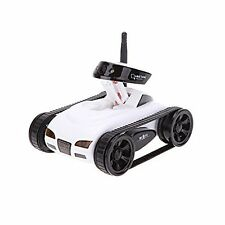 New Wifi Mini I-Spy Rc Tank Car Camera Cars Happy Cow With 30W By Goolrc