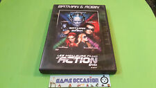 BATMAN ET ROBIN / ARNOLD SCHWARZENEGGER /GEORGE CLOONEY / FILM DVD VIDEO