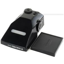 Zenza Bronica AE-III Metered Prism Finder + Bottom Cap for ETR ETRS ETRSi ETRC