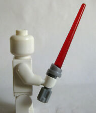 Custom Star Wars LIGHTSABER Weapon (Red) for Lego Minifigures -Brickforge-