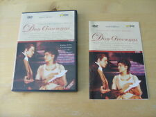 DVD - DON GIOVANNI - Wolfgag Mozart - 2 Disc Set   - FAST FREE UK P&P