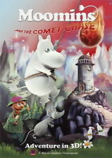Moomins & The Comet Chase (2016, REGION 1 DVD New)