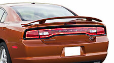 PAINTED DODGE CHARGER FACTORY STYLE SPOILER 2011-2014