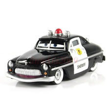 Disney Pixar Mattel Cars1 1:55 Diecast Metal Sheriff Car Model Toys Kids Gift
