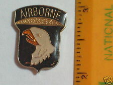 Vintage Army 101st Airborne Infantry Enamel Pin (34)**