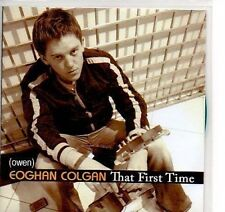 (P616) Eoghan Colgan, That First Time - DJ CD