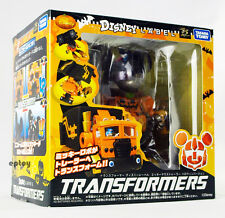 Transformers Disney Mickey Mouse Halloween Ver. Figure
