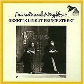 Ornette Coleman - Friends And Neighbors - Ornette Live At Prince Street (CDBGPM