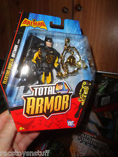 ELECTRO SHIELD TOTAL ARMOR BATMAN FIGURE, NEVER OPENED