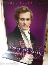 Cinema Banner: YOUNG VICTORIA, THE 2009 (Albert) Rupert Friend Emily Blunt