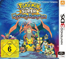 Pokemon Super Mystery Dungeon Nintendo 3DS/2DS *Top*