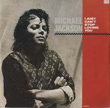 Michael Jackson I Just Can't Stop Loving You (extended),Baby Be Mine Germany 12""