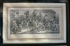 Hudibras Encounters the Skimmington The Antichristian Opera HOGARTH,William.1802