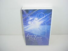 Live to the Limit A Test Pilots Story VHS Video Tape