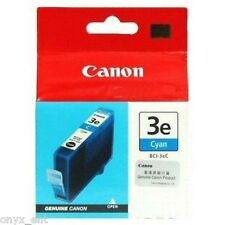 Canon BCI-3eC Cyan Ink Tank Genuine Cartridge for S400 S450 S500