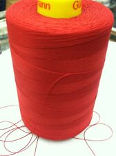 Guttermann Red Strong Button Thread  Color #30  Poly.3000 M