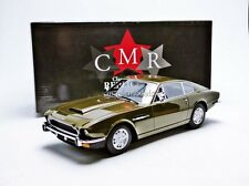 CMR 1976 Aston Martin V8 Vantage Olive Green in 1/18 Scale.  New Release!