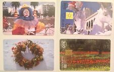 Set 2 Schede PhoneCards Greece Grecia Spring Primavera