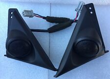 96 97 98 99 00 Honda Civic  2 Dr Coupe Tweeter Speakers Set pair