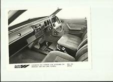 "AUSTIN MORRIS PRINCESS HLS INTERIOR  PRESS  PHOTO "" Brochure connected """