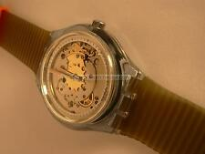 SWATCH AUTOMATIC BLUEMATIC VARIANT- 1991 - SAN100 - NUOVISSIMO NEW
