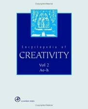 RUNCO - PRITZKER ENCYCLOPEDIA OF CREATIVITY, , Good Book