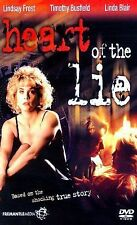 NEW, HEART OF THE LIE, LINDSAY FROST, LINDA BLAIR,  DVD, TRUE STORY, LIFETIME