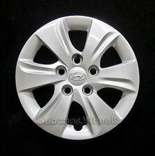 Hyundai Elantra 15in hubcap wheel cover 2012-2016 OEM 55570 Silver