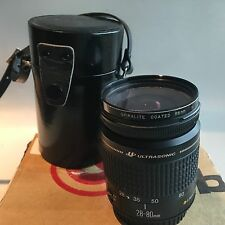 Canon Zoom Lens EF 28-80mm 1:3.5-5.6