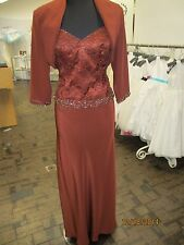 Montage 210956 -mother of the bride, special occasion - size 14p - rust (mom-4)