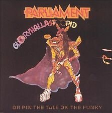PARLIAMENT Gloryhallastoopid (Or Pin The Tail On The Funky) CASABLANCA Sealed LP