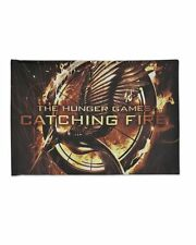 The Hunger Games Catching Fire Pillow Case Mockingjay Pin NECA Pillowcase