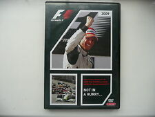 Formula 1 - Season Review 2009 FIA (DVD, 2009, 2-Disc Set) Jensen Button