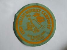 BOY SCOUTS CANADA LYNN VALLEY WATERFORD BLUE GRASS CAMPOREE 1980 LARGE BADGE