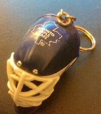 TORONTO MAPLE LEAFS NHL ICE HOCKEY MINI GOALIE MASK KEYCHAIN OLD