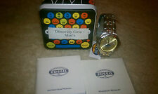 SeaWorld Discovery Cove Orlando Media Giveaway Promotional Fossil Mens Watch