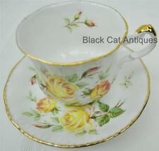 Elegant Paragon PEACE ROSE Tea Cup and Saucer Made In England