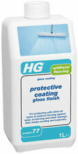 HG Protective Coating Gloss Finish - 1 Litre - Artificial Floor Flooring No. 77