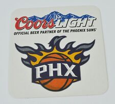 Coors Light USA Beer Bier Bierdeckel Untersetzer Coaster Basketball Phoenix Suns